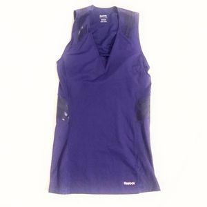 Reebok EasyTone Play Dry tank top deep purple M
